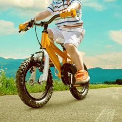 子どもの自転車はどこで買う?選ぶポイントや確認したこと