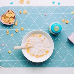 【離乳食中期】コーンフレークを使った離乳食レシピ