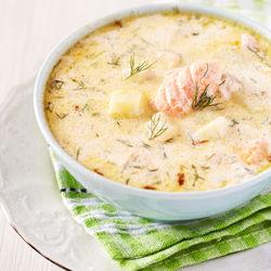離乳食完了期の生クリームを使ったメニュー。スープやパン粥などのレシピ