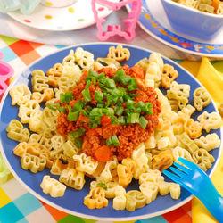 幼児食のパスタレシピ。1歳から食べられる味付けや作り方