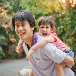 2歳、3歳の女の子をもつパパの子育て。遊びやしつけのポイント