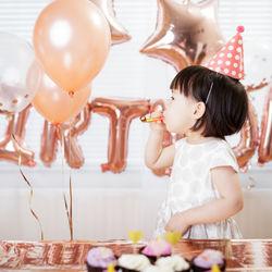 子どもの誕生日パーティーの飾り付けアイディア。100均で簡単手作り