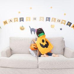 ハロウィンに楽しむ寝相アート。簡単にできる作り方や撮影方法のコツ