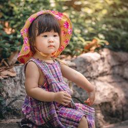 子どもと楽しむ秋の遠足。子どもや大人に用意した持ち物や服装など