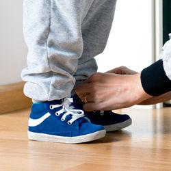 海外製の子ども靴の選び方。アメリカやヨーロッパなどの表記の見方