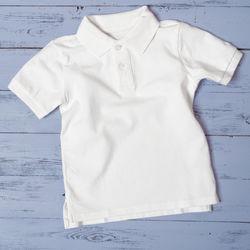 幼稚園の制服に着るポロシャツについて。子どもが快適に着られる工夫
