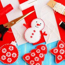 クリスマスを楽しむ刺繍グッズ。準備の仕方や簡単に作るコツなど