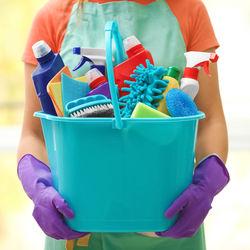 お風呂の大掃除をするとき。用意する道具や掃除の手順