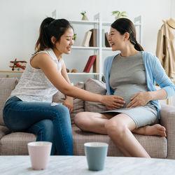 出産が近づいた妊娠10ヶ月頃のすごし方
