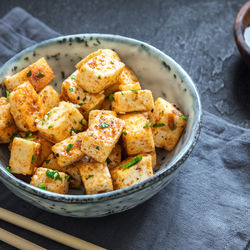 豆腐を使った幼児食。あんかけや卵を使った簡単レシピ