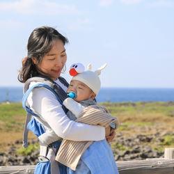 赤ちゃんとの家族旅行はいつから?旅行先を選ぶポイントとは