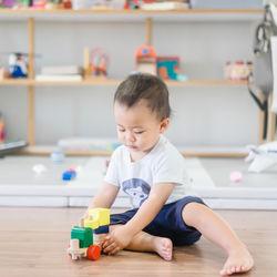 子育て支援センターには行くべき?利用の仕方や気をつけること