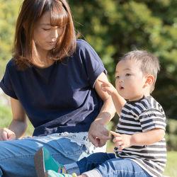 ママ友と公園に行くとき。服装や持ち物など意識すること