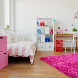 女の子の子ども部屋を作ろう。可愛いインテリアにまとめるポイント