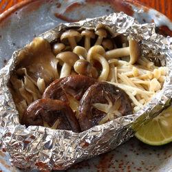 きのこで作る幼児食。椎茸やエリンギなどきのこの簡単レシピ