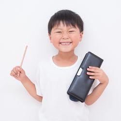 小学校の入学準備として筆箱を用意しよう。種類や選び方