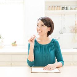 主婦がパートへ応募する際の履歴書について。書き方や写真の取り方