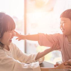 6歳差兄弟の育児。兄弟喧嘩はするのかや接し方で意識したこと