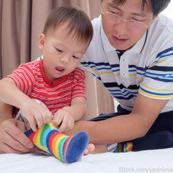 【体験談】幼児の靴下選び。サイズの決め方や季節別の選び方について