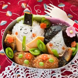 ひな祭りを彩るお弁当レシピ。簡単にできる主食、おかずアイディア