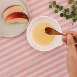 離乳食初期に。手作りりんごジュースのレシピ