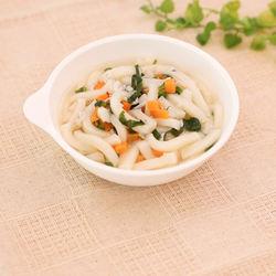 レンジで簡単!しらす野菜うどんのレシピ