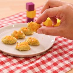 離乳食後期のおやつに。粉ミルクでつくる簡単スイートポテト