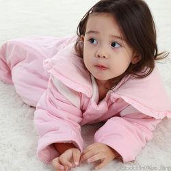 3歳の子どもに用意するスリーパーの選び方。使うときに意識したこと