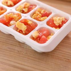冷凍保存もOK!簡単トマトとたまごのスープ