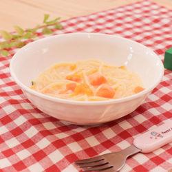 離乳食後期に。レンジで簡単!クリームスパゲッティ