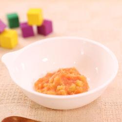 離乳食初期に。トマトとさつまいも和え