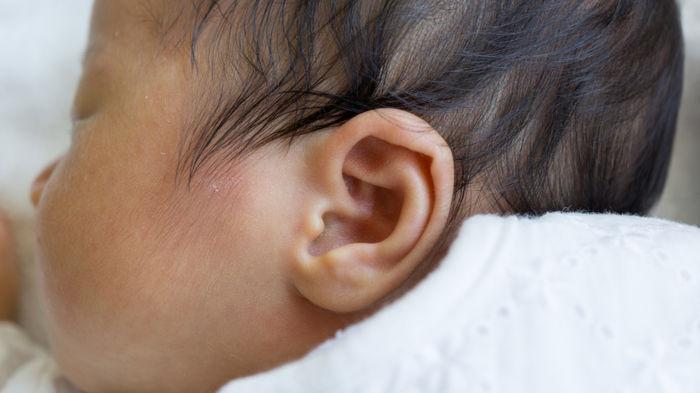 赤ちゃん 耳垢