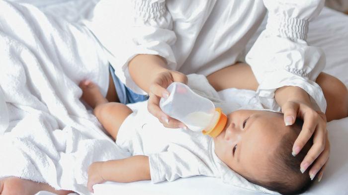 生後9ヶ月 授乳回数