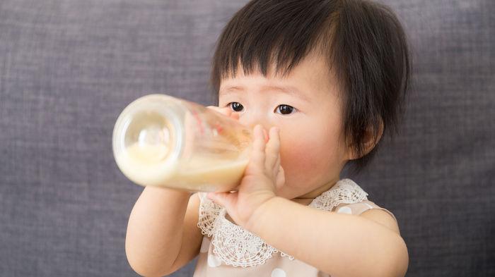 アップ いつから フォロー ミルク