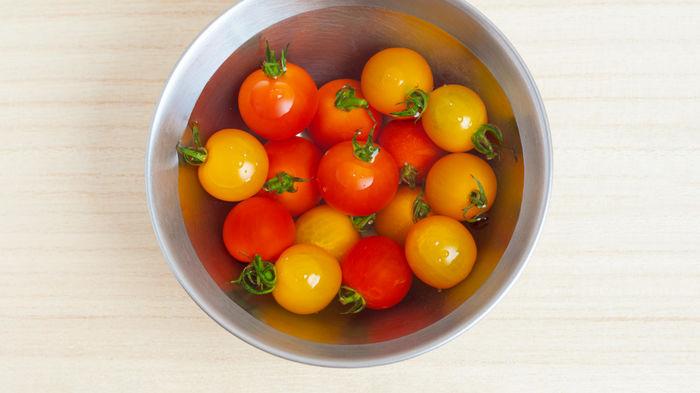 中期 トマト 離乳食