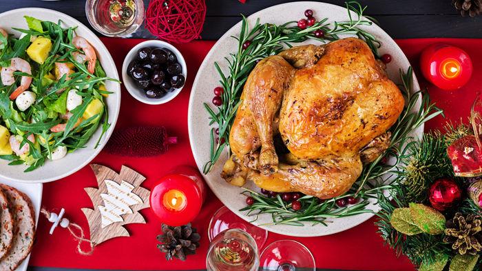 クリスマス ホーム パーティー 料理