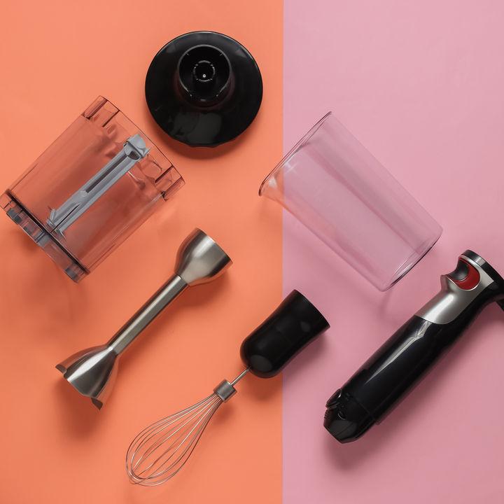 離乳食に使うブレンダーの容器や刃はどうしてる?洗い方や代用品について