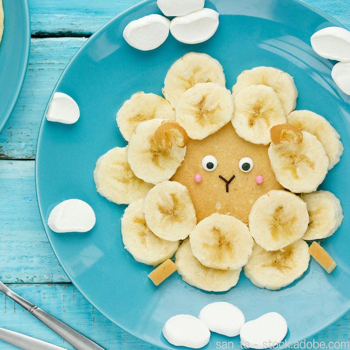 1歳児の朝食メニュー。パンやご飯を使ったメニューや簡単レシピ