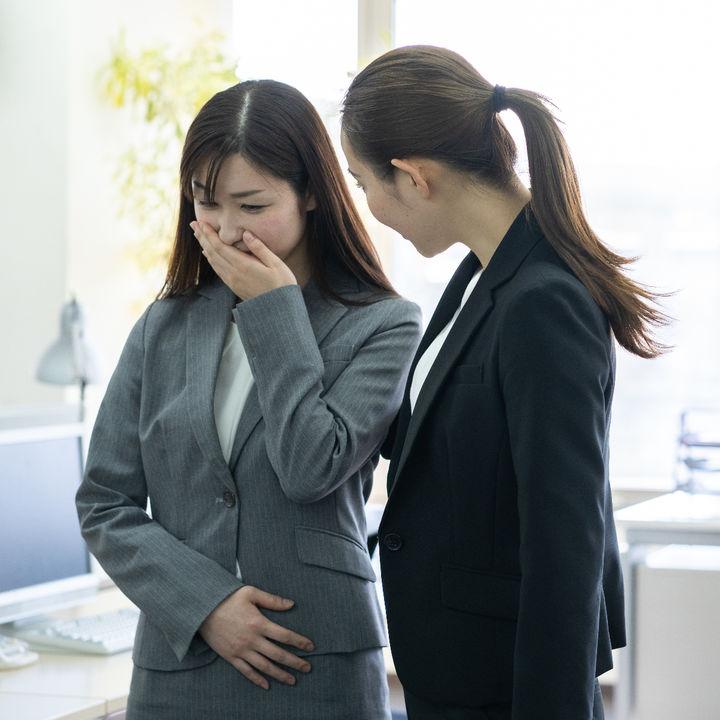【産婦人科医監修】つわりで胸焼けが起こるのはいつまで?対策と食べ物