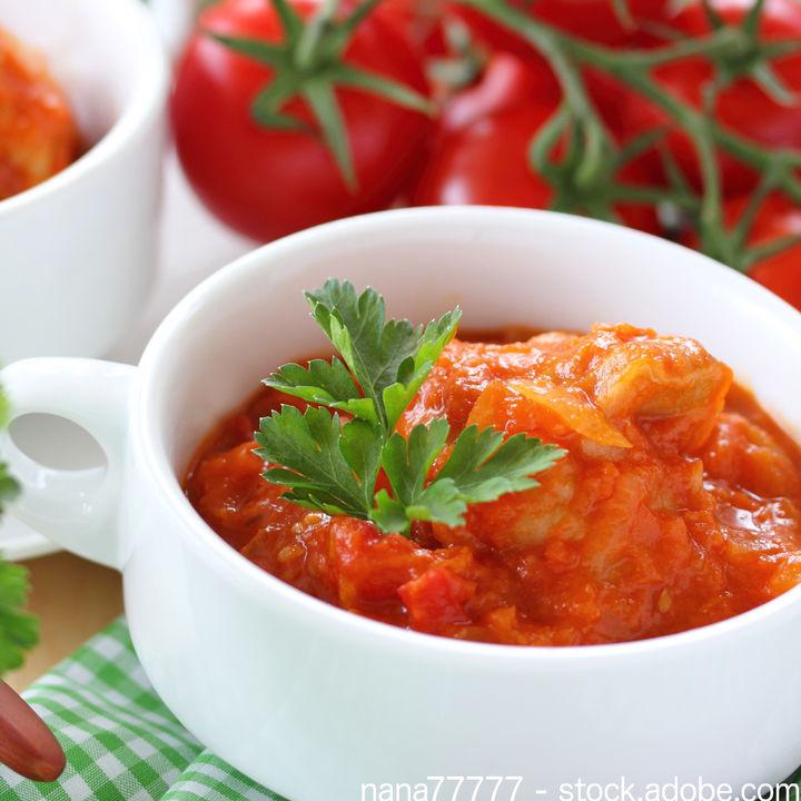 1歳の子どもがよろこぶトマト缶やトマトジュースを使ったレシピ