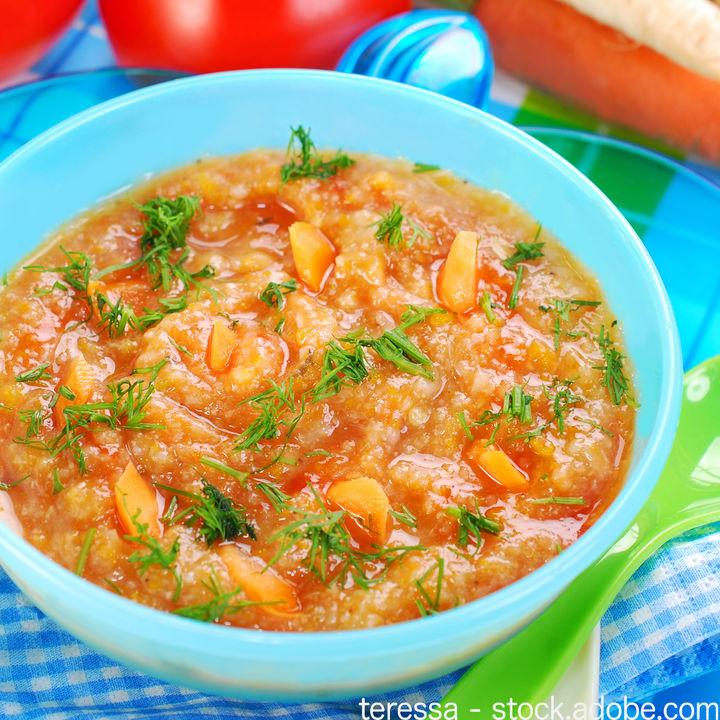 ケチャップを使って1歳児においしい料理を作ろう!ケチャップライスなどの簡単レシピ