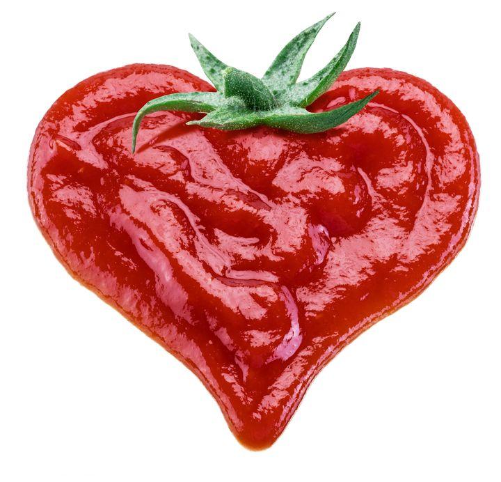 ケチャップ トマト