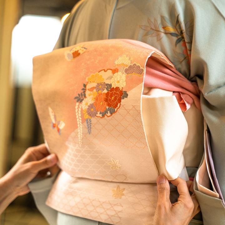 入学式に参列する母親の着物。40代ママに聞いた選び方