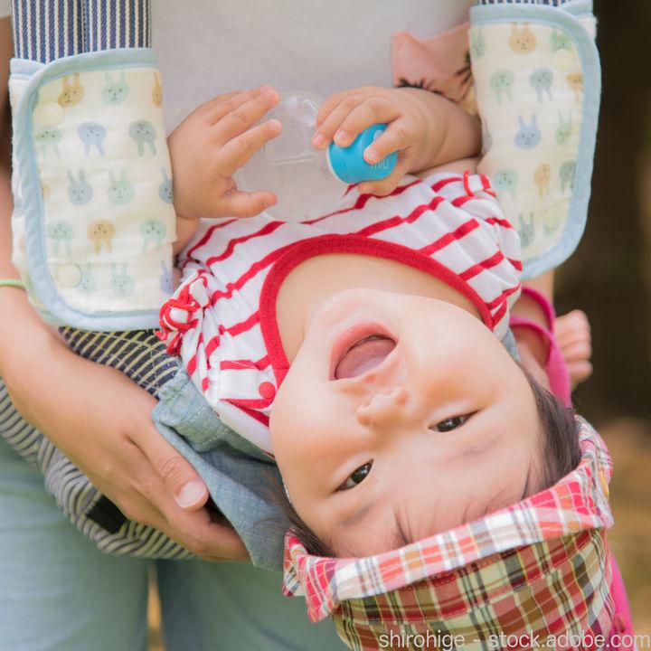 1歳の子どもに抱っこ紐を用意するとき。抱っこ紐の選び方