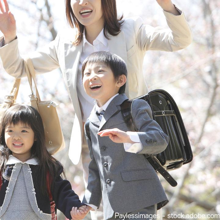入学式に出席する男の子の服装。コーディネートを選ぶポイント