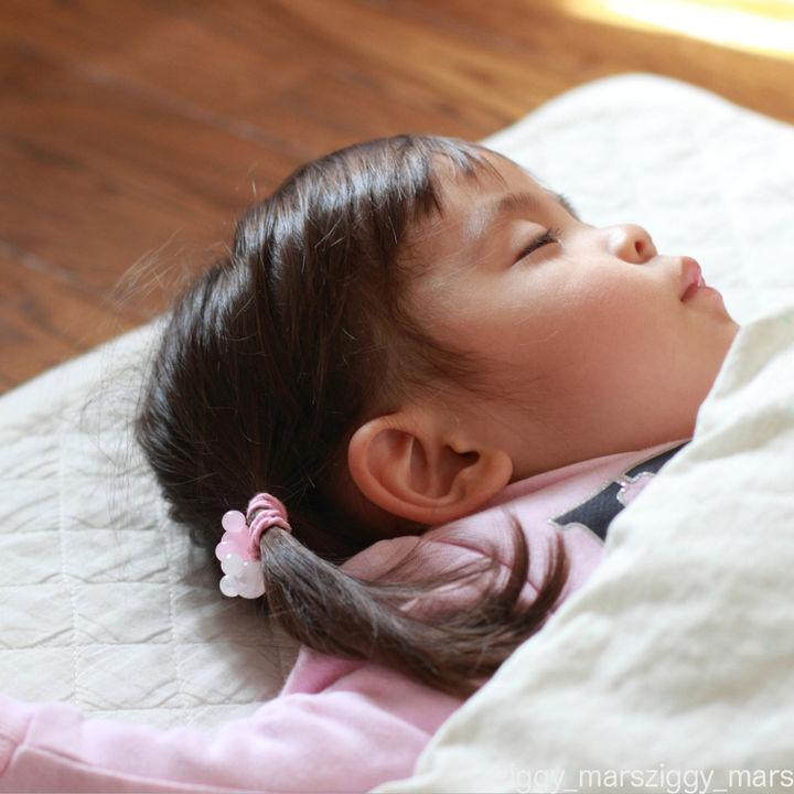 幼稚園に通う子どものお昼寝事情。降園後のお昼寝の時間について