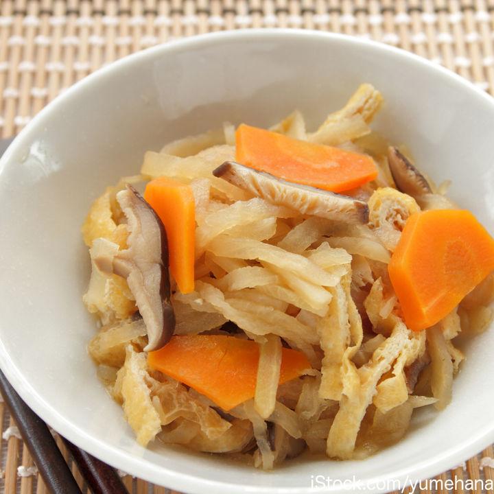 幼児食に切り干し大根を取り入れよう!煮物や和え物などの定番レシピをご紹介