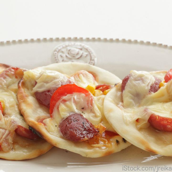 餃子の皮でおしゃれな幼児食を作ろう!キッシュやピザの簡単レシピ