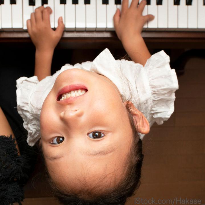 年長児のピアノレッスン。習う前に確認したことやレッスン内容