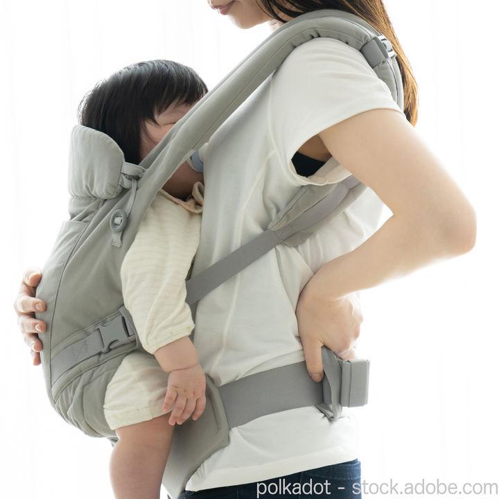 ママたちに聞く抱っこ紐を長時間使用するときに気をつけたいこと
